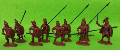Expeditionary Force Wars of Classical Greece Greek Phalangites Spearmen