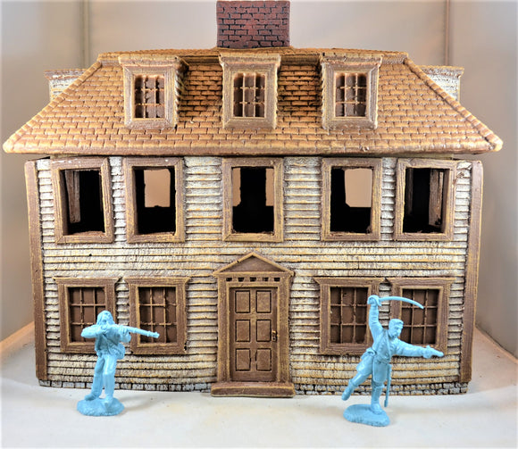 LOD Barzso American Revolution Buckman's Tavern White - NEW COLOR