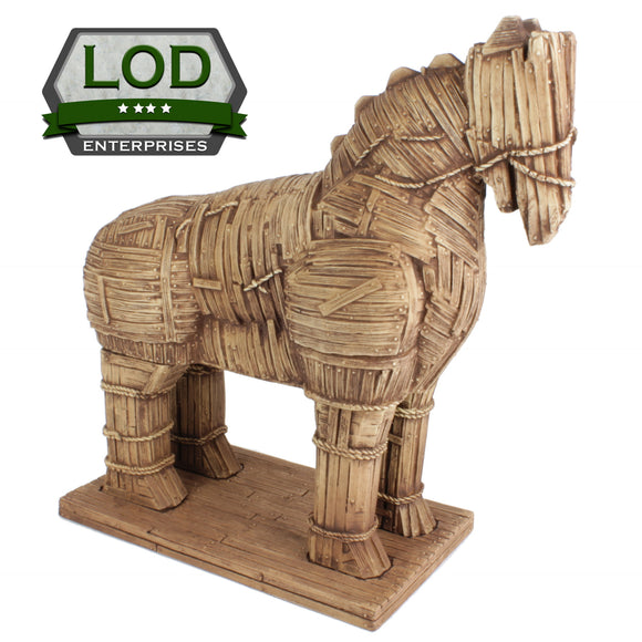 LOD War at Troy Trojan Horse