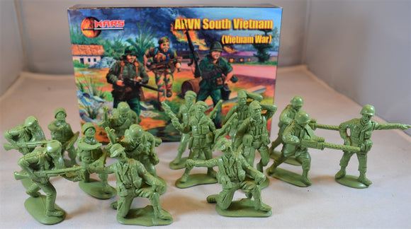 Mars Vietnam War ARVN South Vietnam Infantry