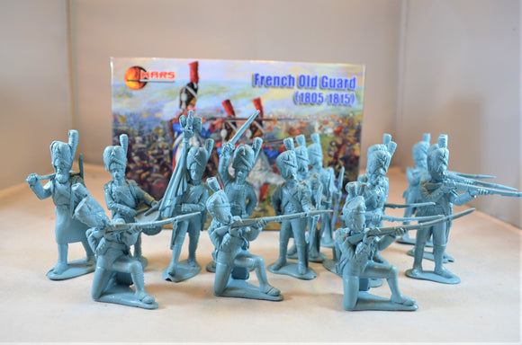 Mars Napoleonic Wars French Old Guard