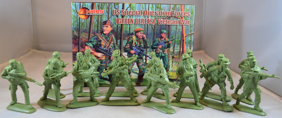 Mars Vietnam War US Green Berets Special Ops Forces