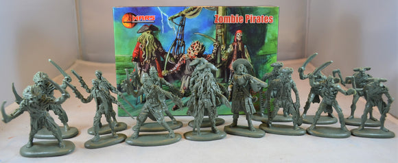 Mars Zombie Pirates of the Caribbean