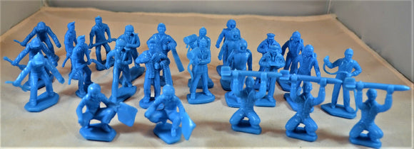 Marx Air Force Training Center Personnel Blue