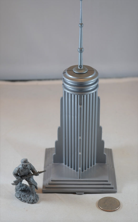 Marx Skyscraper Tower and Antenna