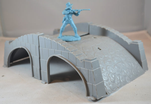 MPC Civil War Exploding Bridge