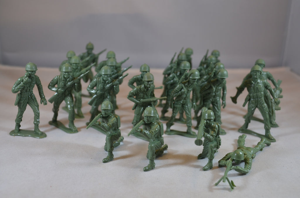 MPC WWII US Infantry