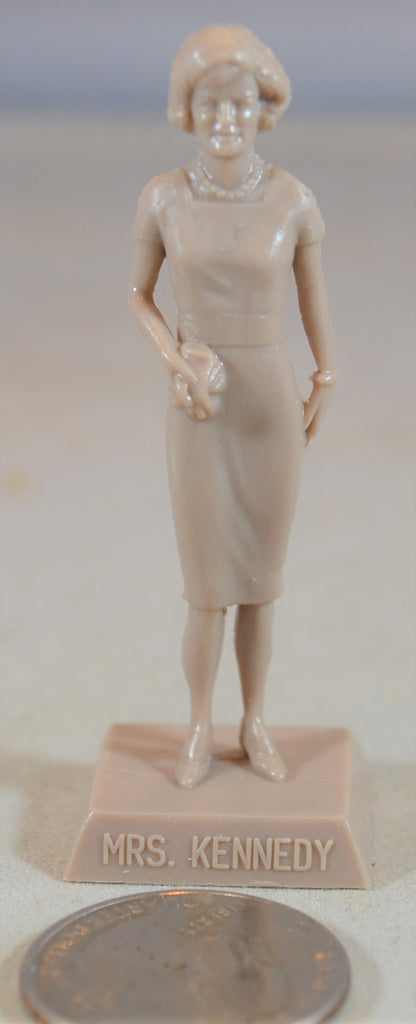 Marx Jackie Kennedy First Lady Figure Tan