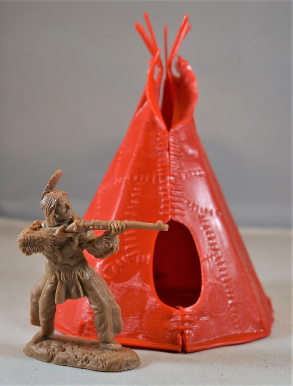 Marx Indian Teepee 2 Pieces