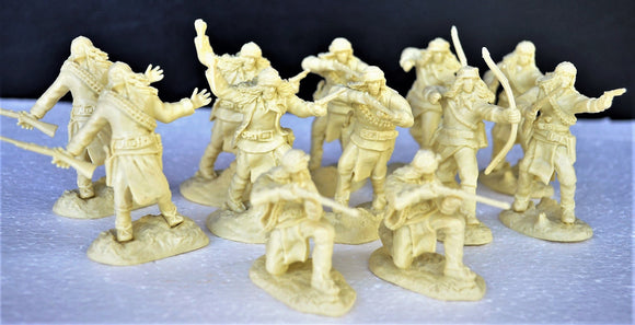 Paragon Apache Indian Warriors Set 1 Cream