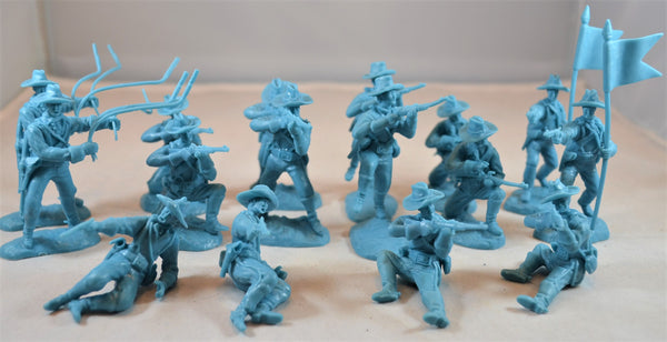 Paragon US Cavalry Horse Handlers Set 5 Light Blue