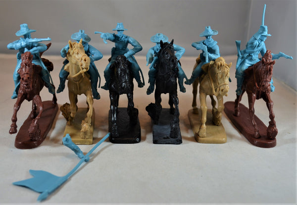 Paragon US Cavalry Set 3 Light Blue