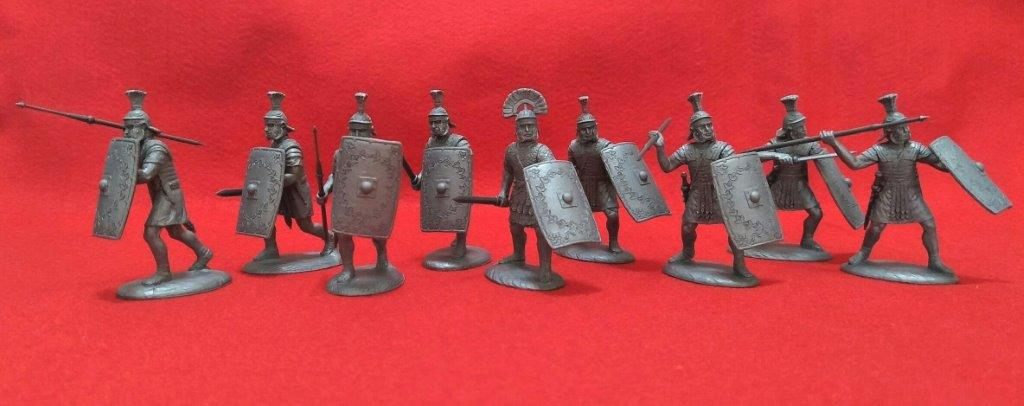 Expeditionary Force Wars of the Roman Empire Legionaries (Legio II Augusta)