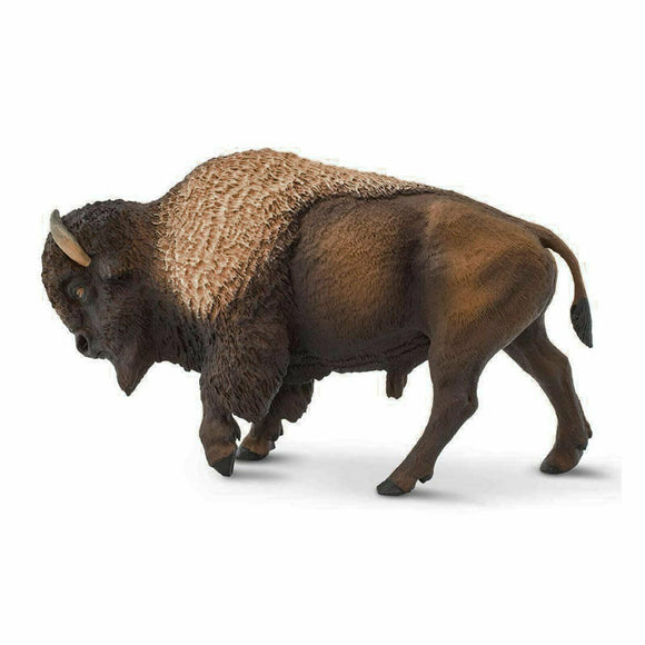 Safari Ltd. Painted Bison Buffalo