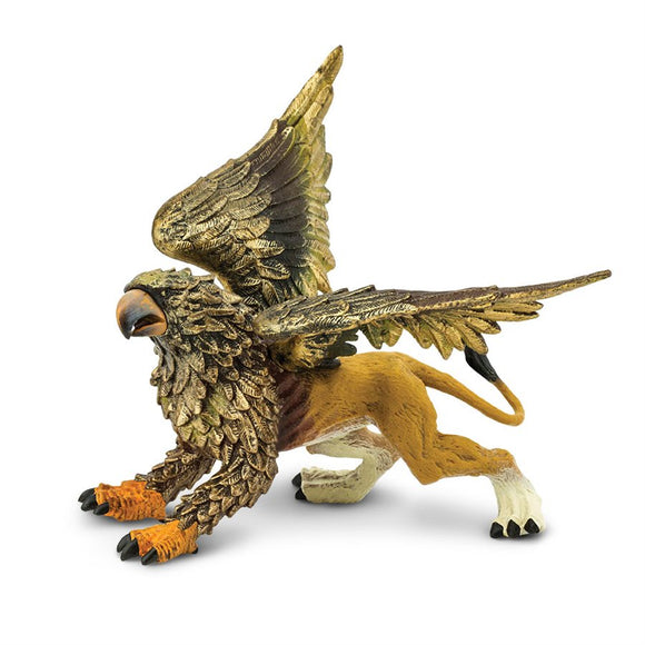 Safari Ltd. Painted Griffin Figure