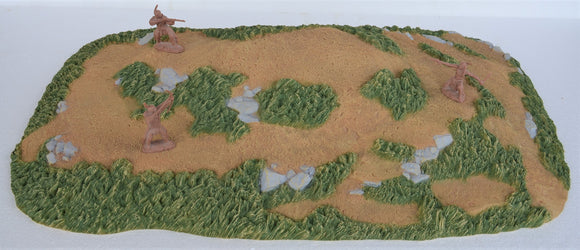 TSSD Painted Custer's Hill Terrain Piece TS118