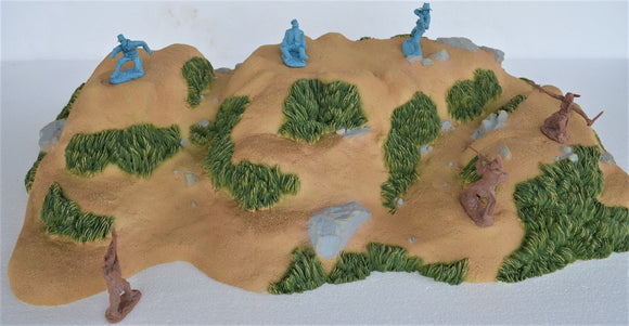 TSSD Painted Reno Hill Terrain Piece TS126