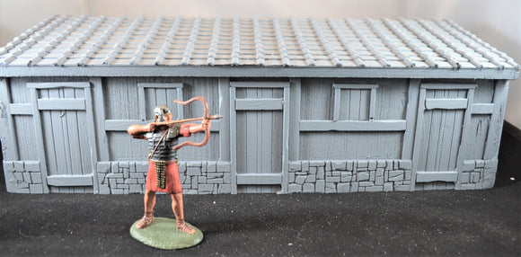 TSSD Roman Barracks Building TS140