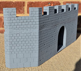 TSSD Roman Castle Back Gate with Double Doors TS147