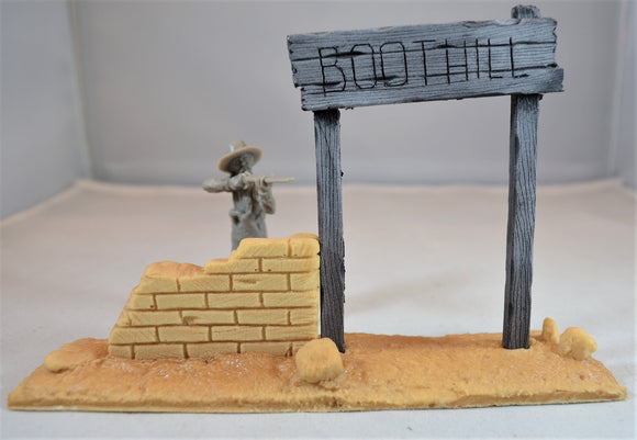 TSSD Unpainted Boothill Cemetery Entrance TS201UN