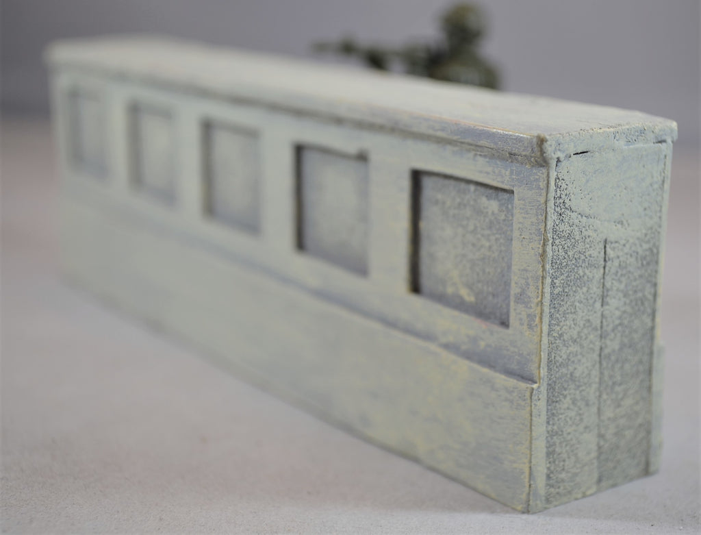 TSSD Painted Vietnam Wall Section TS214W
