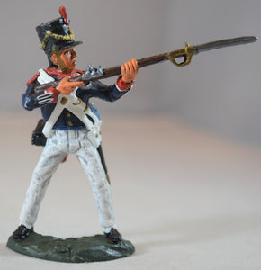 TSSD Painted Figure 1 Hand to Hand Alamo Mexican Set #25