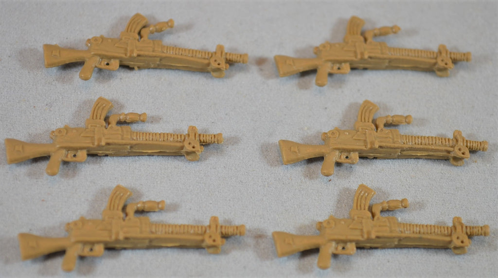 TSSD WWII Japanese Type 96 Light Machine Gun - Set of 6