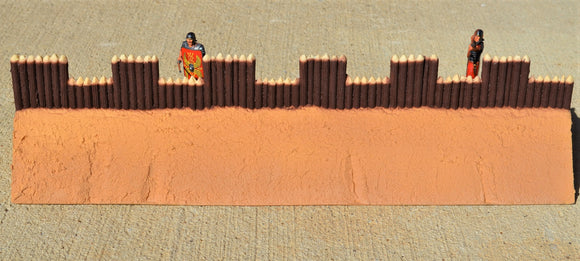 TSSD Roman Marching Fort Walls TS133
