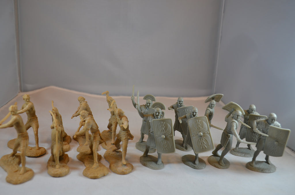 TSSD Romans and Barbarians Infantry Add-0n Set #22