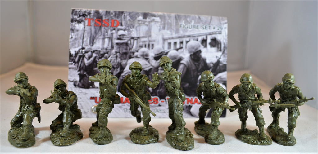 TSSD Vietnam US Marines Set #29 Olive Drab Green