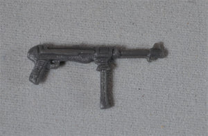 TSSD WWII German MP40 Sub-Machine Gun
