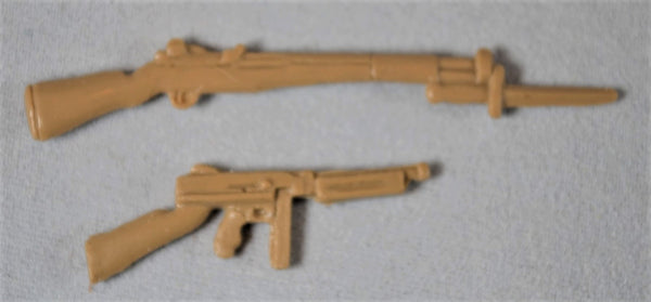 TSSD WWII US Weapons Set