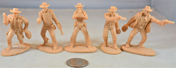 Warhansa Bankrobbers Gunfighters Cowboys Bandits Set