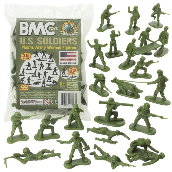BMC US Women Army Soldiers