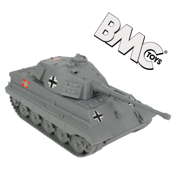 BMC WWII German King Tiger Tank