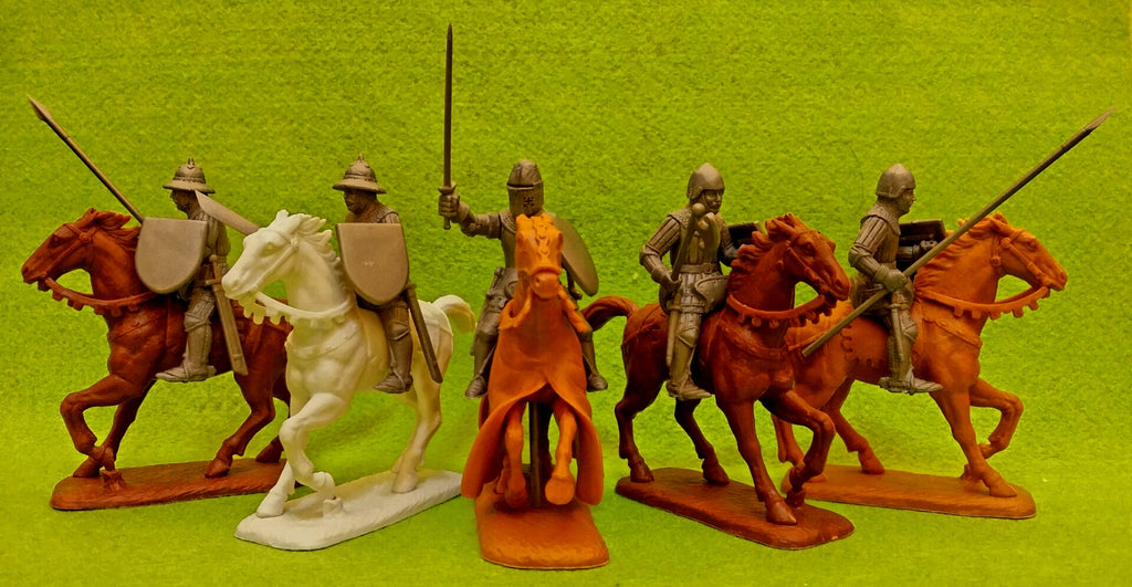 Expeditionary Force Wars of the Middle Ages French Hobilars and Mounted Sergeants Cavalry