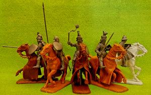 Expeditionary Force Wars of the Middle Ages French Knight Command Cavalry
