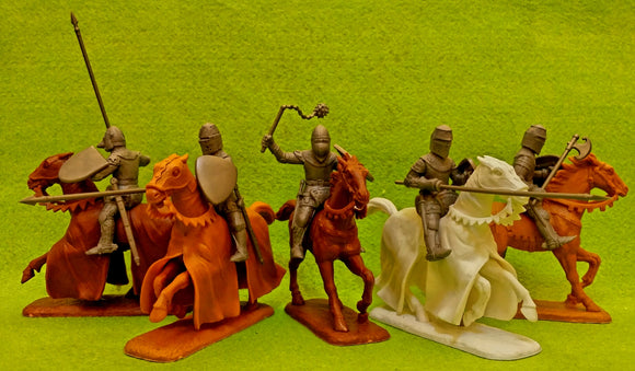 Expeditionary Force Wars of the Middle Ages French Knights and Men at Arms Cavalry