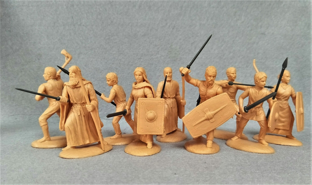 Expeditionary Force Wars of the Roman Empire Celtic Armed Civilians