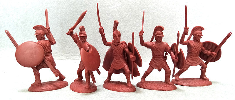 Expeditionary Force Wars of Classical Greece Greek Peltasts Foot Soldiers
