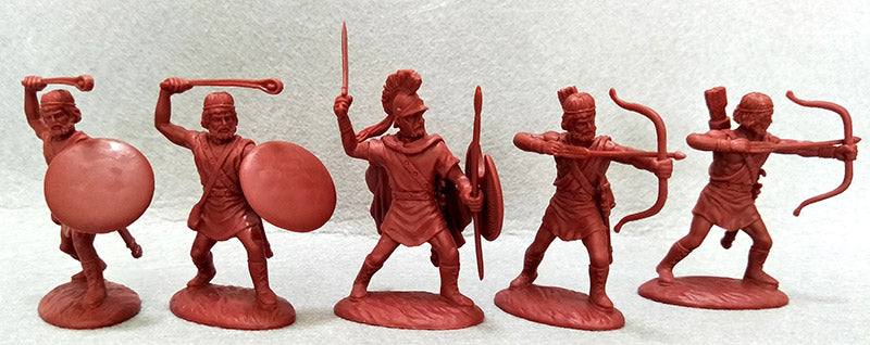 Expeditionary Force Wars of Classical Greece Psiloi Archers and Slingers