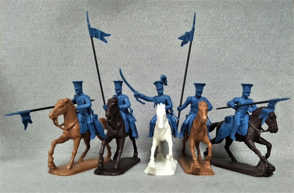 Expeditionary Force Napoleonic Wars French Polish Lancers