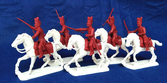 Expeditionary Force Napoleonic Wars British Scots Grays Calvary