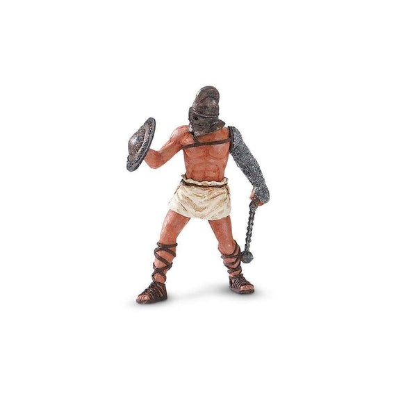 Safari Ltd. Painted Gladiator Figure Discontinued