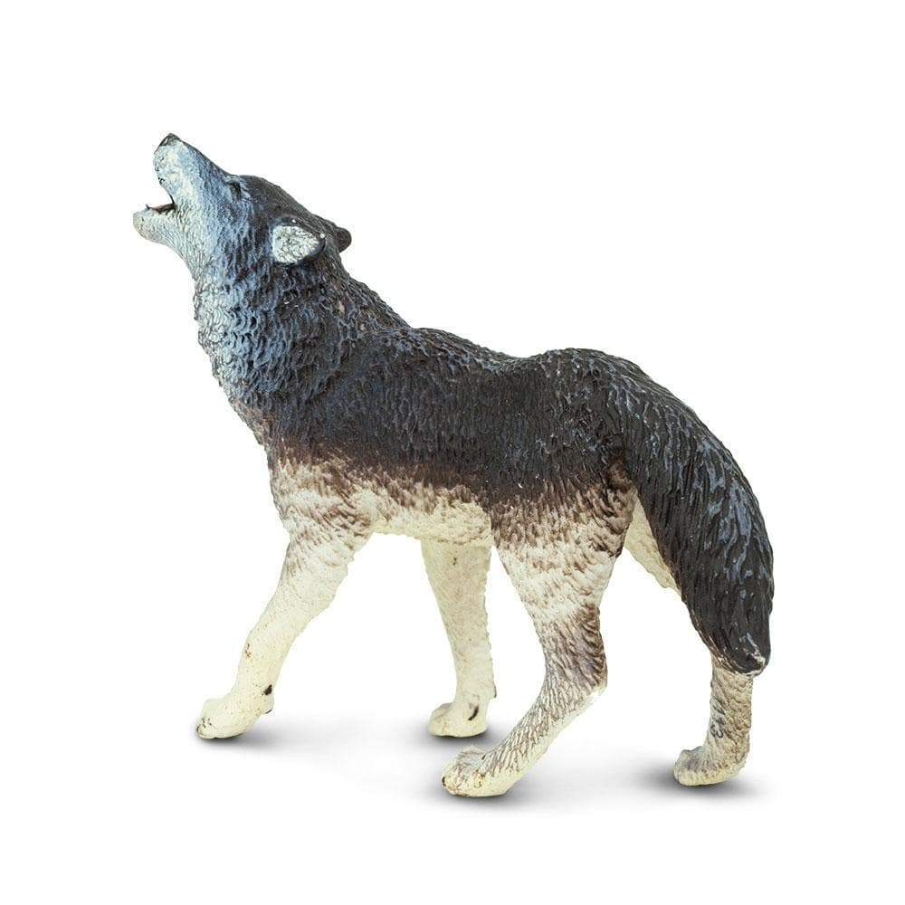 Safari Ltd. Painted Gray Wolf