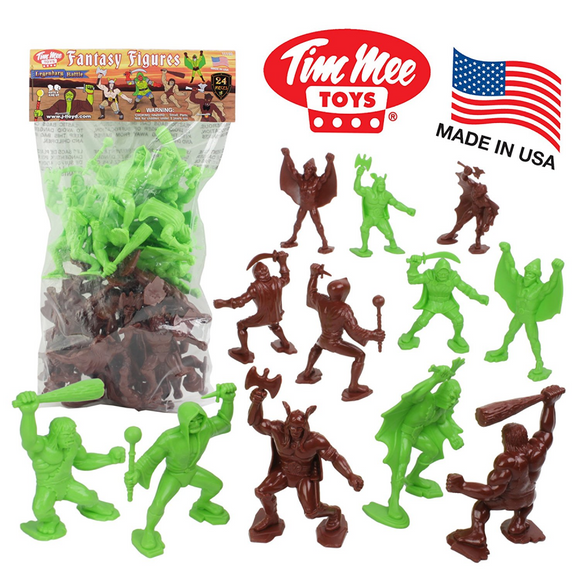 Tim Mee Legendary Fantasy Battle Figure Set