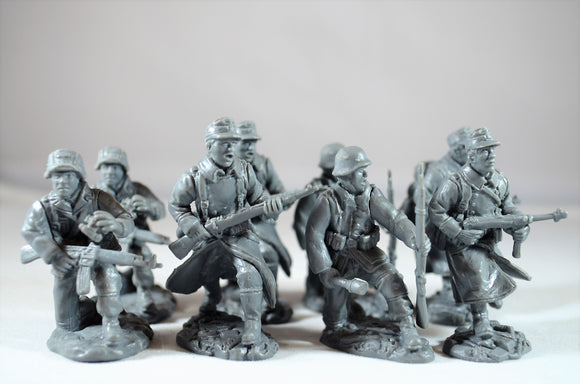 TSSD WWII German Infantry Add On Set #27