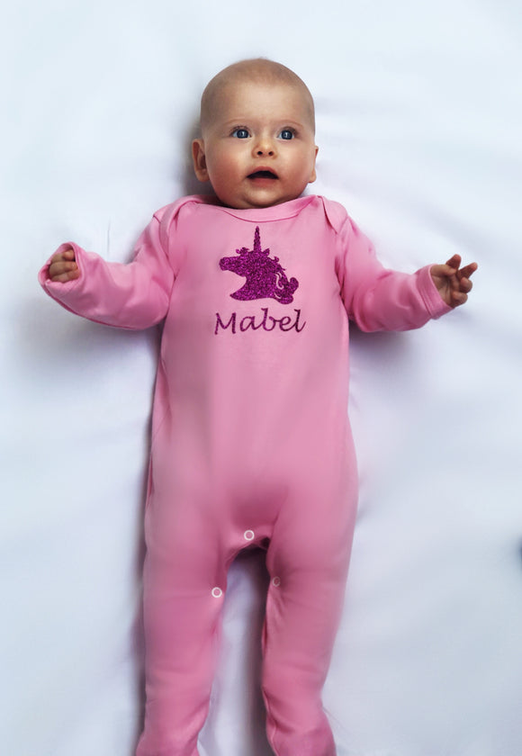 unicorn baby clothes