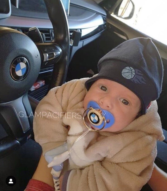 Luxury Car Lovers Pacifier