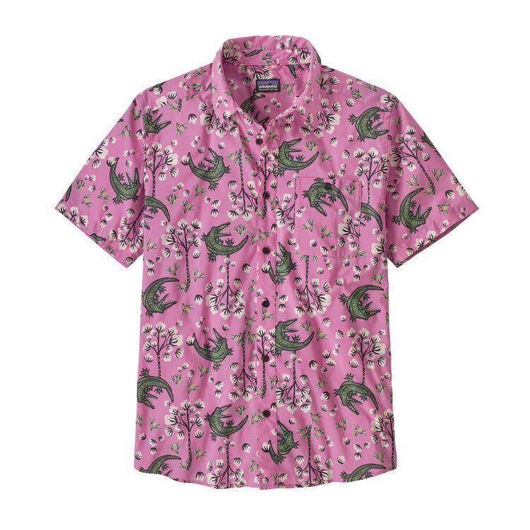 Homme Go To Pink-Patagonia-Bearco.fr